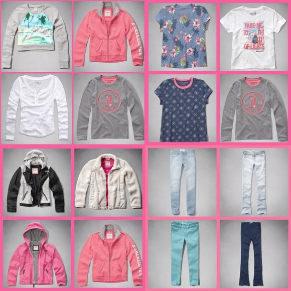1705e52dd163 abercrombie kids Other